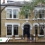 Paint removal job for residential customer in Colliers Wood completed by UK Performance Restoration, London UK.