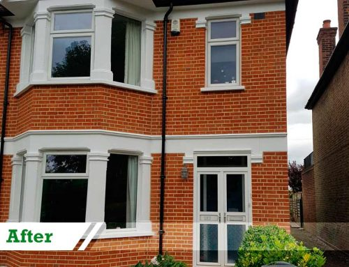Paint removal – Putney SW15